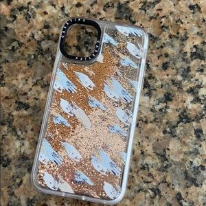 Casetify Custom Glitter iPhone 11 Case